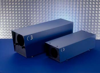 Motorised Beam Expanders