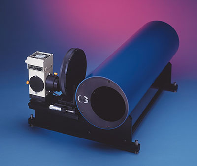 Beam Collimators for MTF Optical Testing